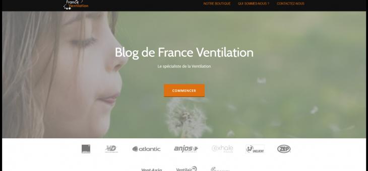 Blog France Ventilation