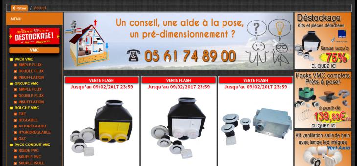 France Ventilation, spécialiste en vmc